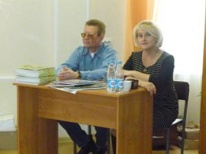 Нина Олеговна и Вячеслав Николаевич Метлины