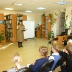 Почтальон Печкин проводит конкурс с ребятами